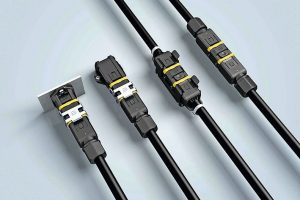RS Components Industriesteckverbinder