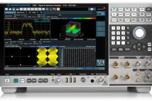 Rhode & Schwarz Messtechnik Ultrabreitband-Signalanalysesystem