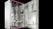 Kunststoffschaltschrank AX Rittal