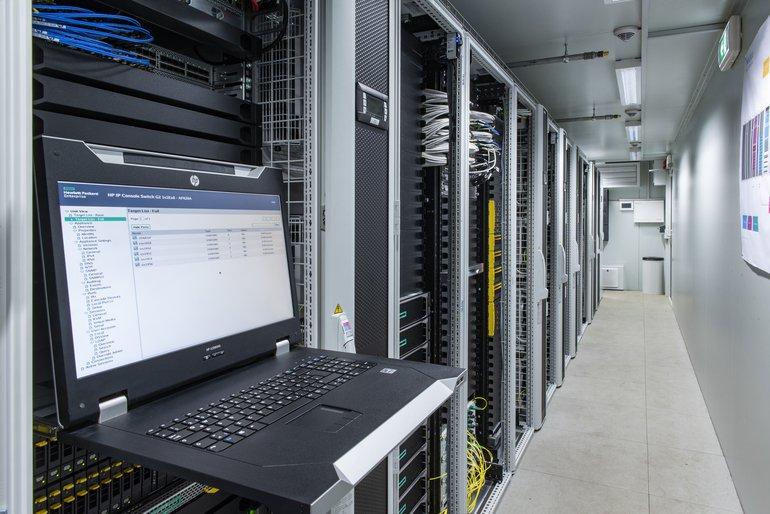 Cloud- und Rechenzentrumsindustrie