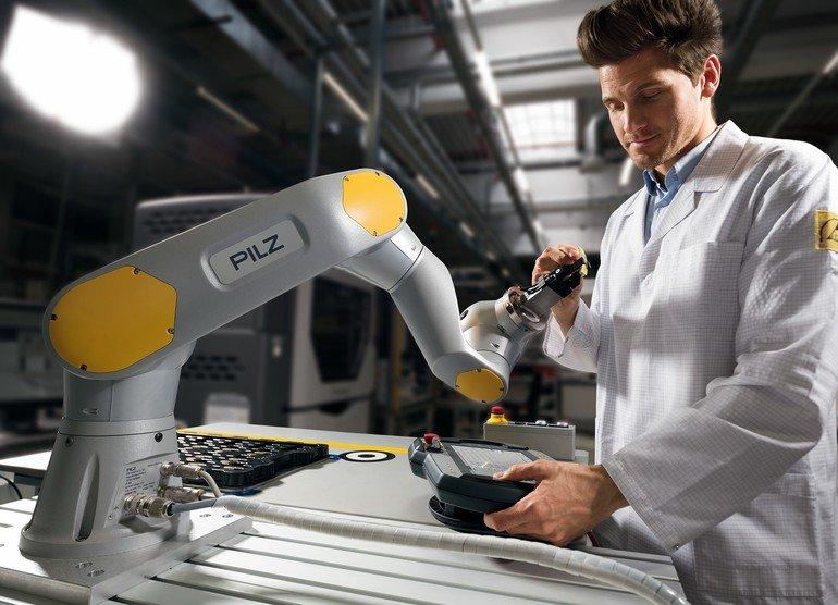 Service-Robotik-Module