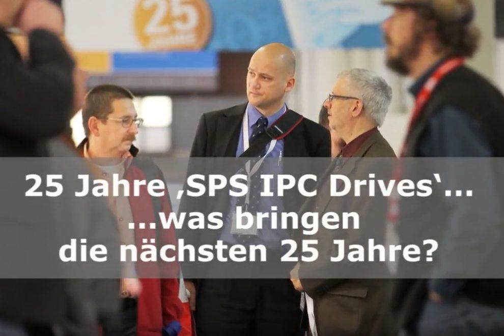 Die Videos zum Round-Table-Gespräch der elektro AUTOMATION zu 25 Jahren SPS IPC Drives Bild: Konradin Mediengruppe