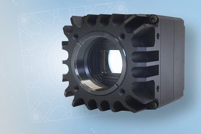 SWIR-Kamera rauscher Dual-Mode-InGaAs-Sensor