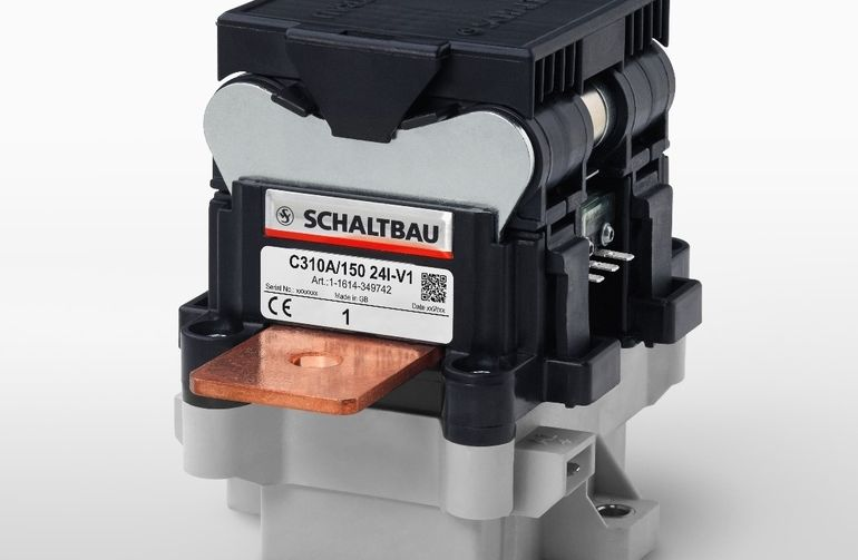 Schaltbau-Schütze-mit-Spiegelkontakt Serie C310