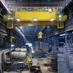 Sensorsysteme-Balluff-Bang-Prozesskran-Stahlwerk