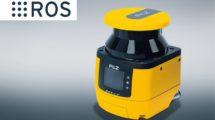 Sicherheits-Laserscanner pilz