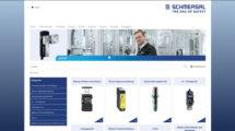 Sicherheitstechnik Schmersal Online-Katalog