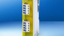 Sigmatek S-DIAS-Safety-System Relaismodul