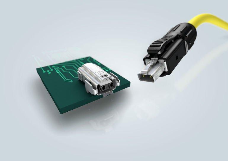 Standard-Industrie-Schnittstelle für SPE Harting IEC 63171-6