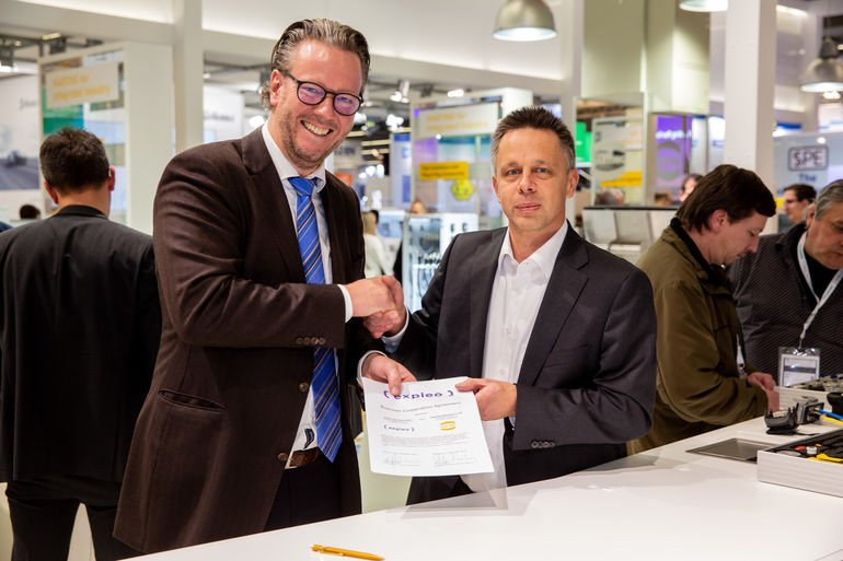 Smart-Factory-Projekte Harting Expleo