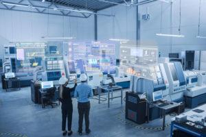 In vier Schritten zur Smart Factory