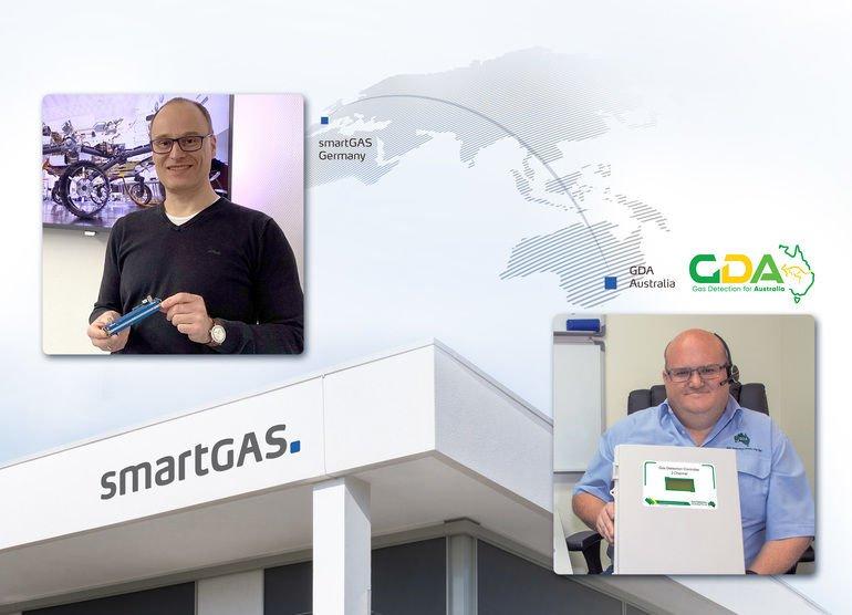 Rob_Whittet_(r.),_GDA-Geschäftsfüher,_und_Volker_Huelsekopf,_Vertriebsleiter,_Smartgas_Mikrosensorik_GmbH