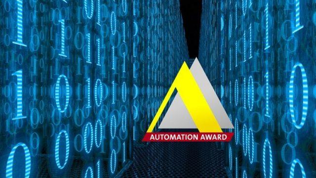 Sonderpreis Digitalisierung Automation Award