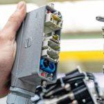 Modularisierung harting power signal daten