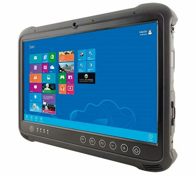TL Electronic Industrie-Tablet
