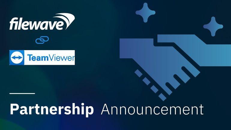 TeamViewer-FileWave-Fernverwaltung-Partnerschaft