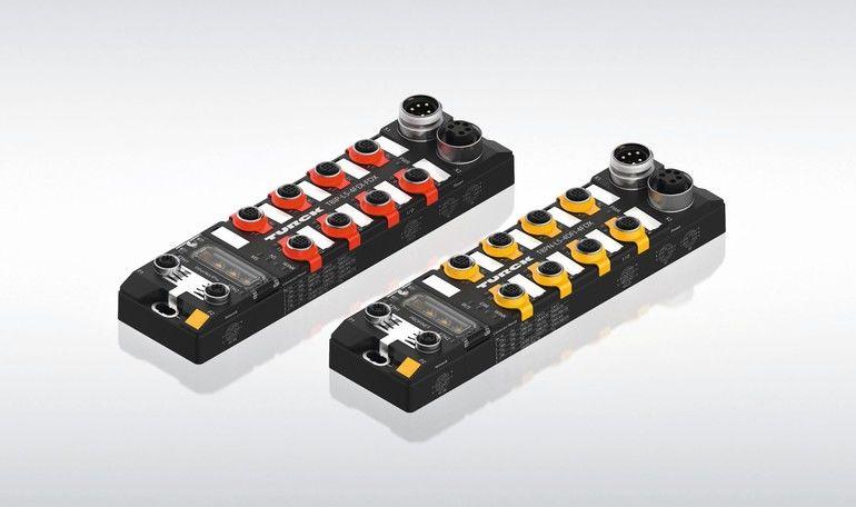 Turck IP67-Ethernet-Safety-I/O-Module