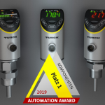 Turck Sensorfamilie + Sieger Automation Award 2019 sps 2019