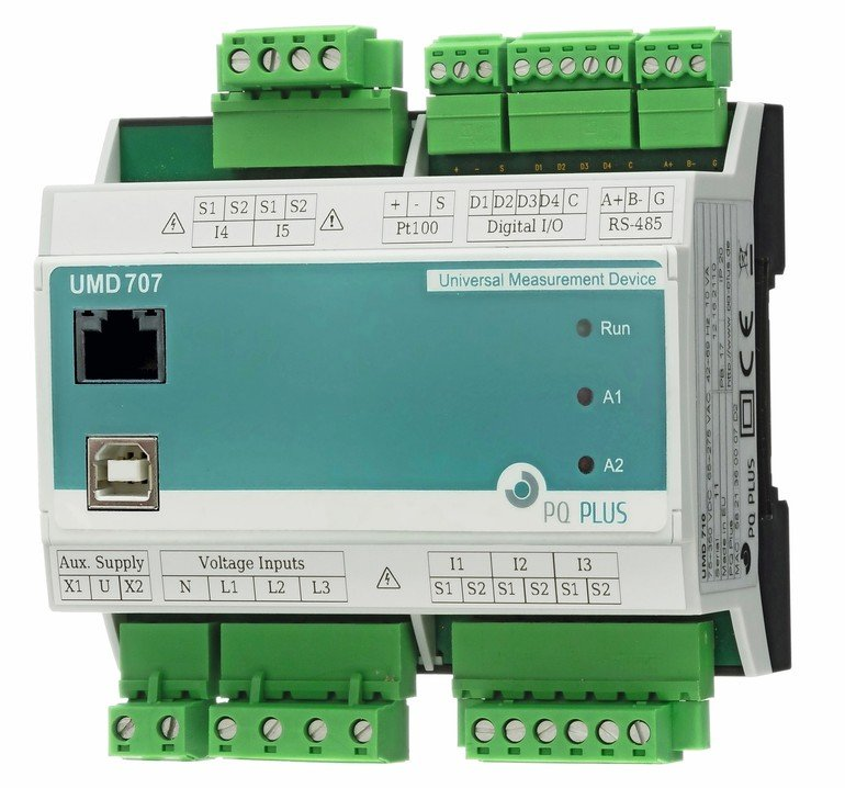 UMD Messgeräte von PQ Plus