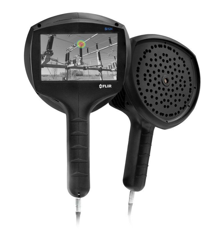 Ultraschallkamera-Flir-Si124