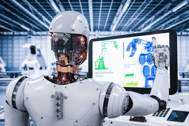 """""""Robotik für die Smart Factory"""""""