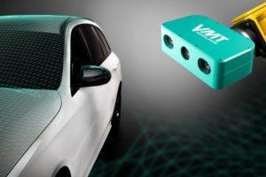 VMT-3D-Sensor erkennt Formen statt Ecken oder Kanten