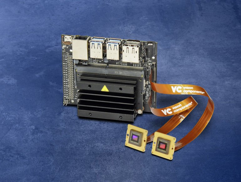 Vision Components MIPI-Kamera