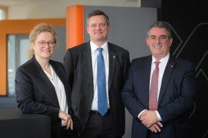 Vorstand Weidmüller 2018