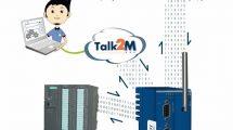 Wachendorff VPN-Router mit MindSphere-Konnektor Ewon & Talk2M
