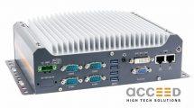 lüfterloser Industrie-PC Acceed