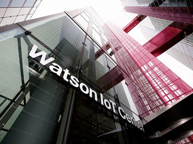 IBM Watson IoT-Center