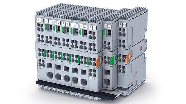 Elektronische Schutzschalter erhöhen die Verfügbarkeit von Maschinen ...