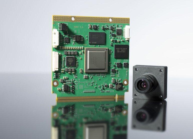 Embedded-Vision-Plattformen