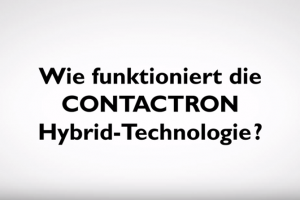 Hybrid Motorstarter Technologie Contraction