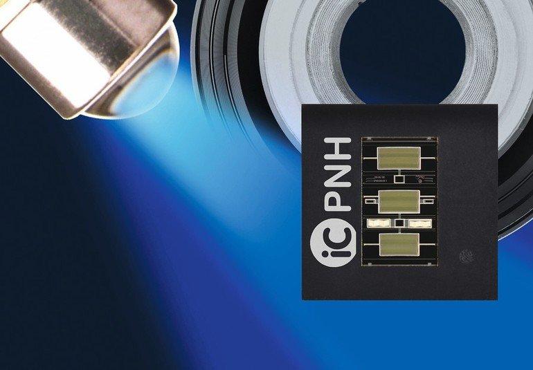 Optischen Sensoren