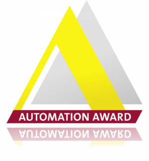 Automation Award Logo