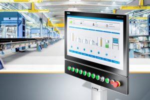 Siemens_erweitert_seine_Systemfamilie_rundum_geschützter_HMI_(Human_Machine_Interface)-Geräte_zur_maschinennahen,_schaltschranklosen_Visualisierung_und_Automatisierung._Neu_sind_die_leistungsfähigen_Simatic_Thin_Client_PRO-Bedienterminals_mit_15,_19_und_2