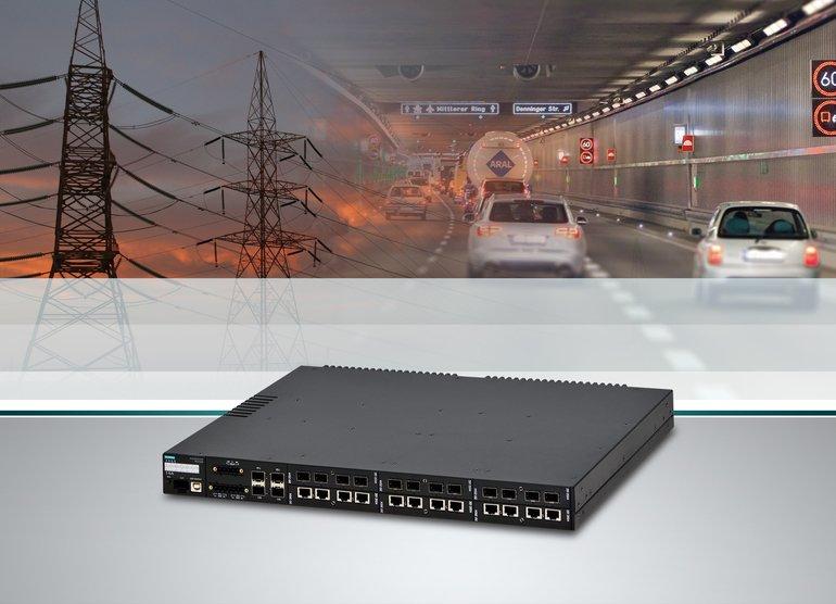 Siemens_erweitert_sein_Ruggedcom-Portfolio_um_einen_für_19-Zoll-Racks_geeigneten_Ethernet_Switch._Der_Switch_lässt_sich_in_rauen_Umgebungen_einsetzen,_etwa_in_der_Stromerzeugung,_dem_Transportwesen_und_der_Öl-_und_Gasindustrie,_und_ermöglicht_den_Umgang_m