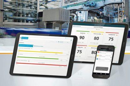 Mit einer Reihe neuer Apps rund um die Automatisierung mit Simatic-Systemen baut Siemens das Angebot für sein offenes IoT-Betriebssystem MindSphere weiter aus Bild: Siemens