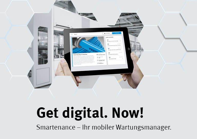 smartenance von festo erleichtert digitale wartung - Festo Bewerbung